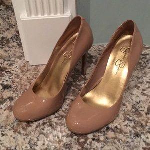 "Jessica Simpson ""Calie"" High Heel"